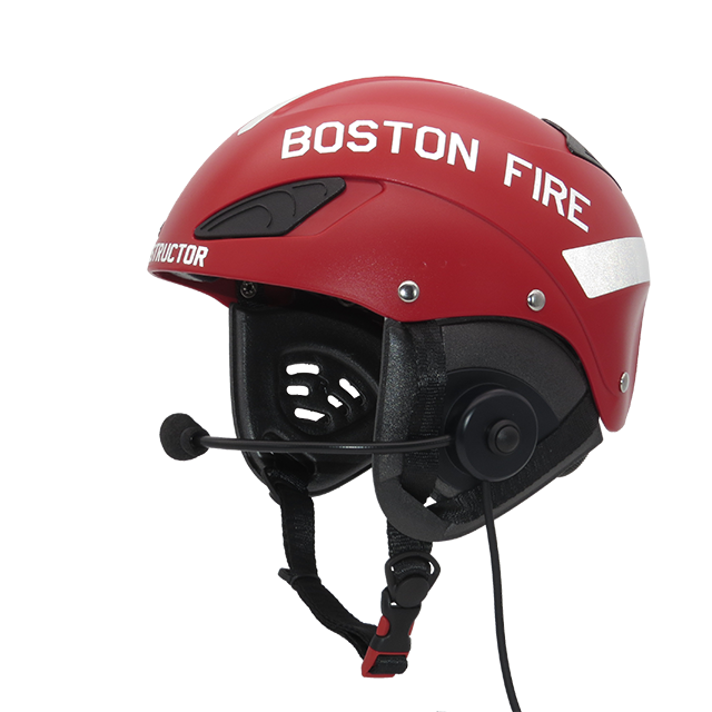 Website Tech Rescue Boston Fire - Red with SAR-COMM